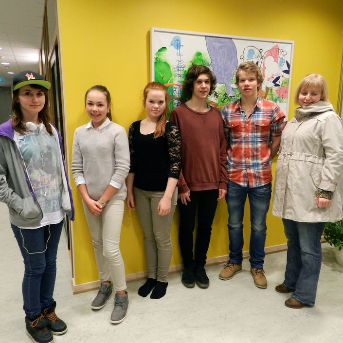 Nytt ungdomsråd 2013