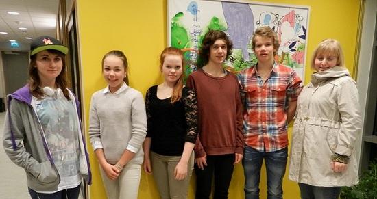 Nytt ungdomsråd i Inderøy januar 2013