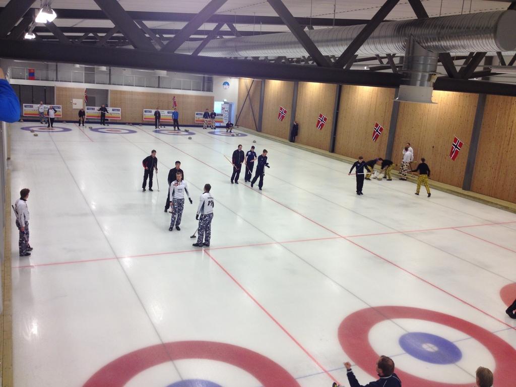 Lillehammer Curling Arena