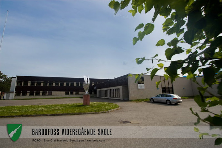 Bardufoss Vidregående skole