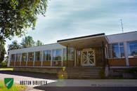 Høgtun skole avd bibliotek