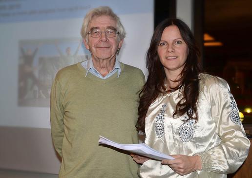 Arnt Ucherman og Laila Dalhaug er blant arrangørene av Barents Health Conference