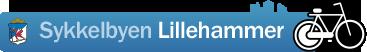 Lillehammer Sykkelby Logo