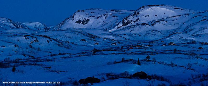 hyttefelt-valle