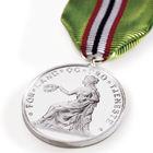 Sølvmedaljen Norges Vel Gründerpris