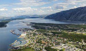 Sandnessjøen Foto BP, News on Request