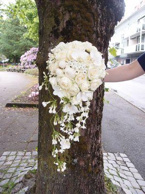 brudebukett