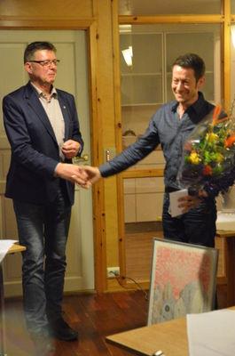 Etablererprisen 2014. Foto: Stig Leinan