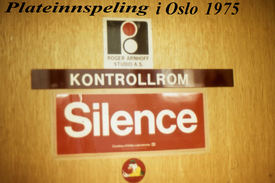 16 Plateinnspeling 1975