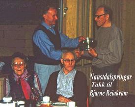 21 b Bjarne Reiakvam-gåve for Naustdalspringar