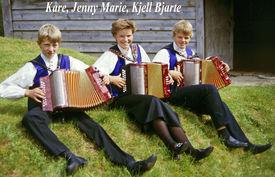 21 b Torader Kåre Jenny-Marie Kjell- Bjarte