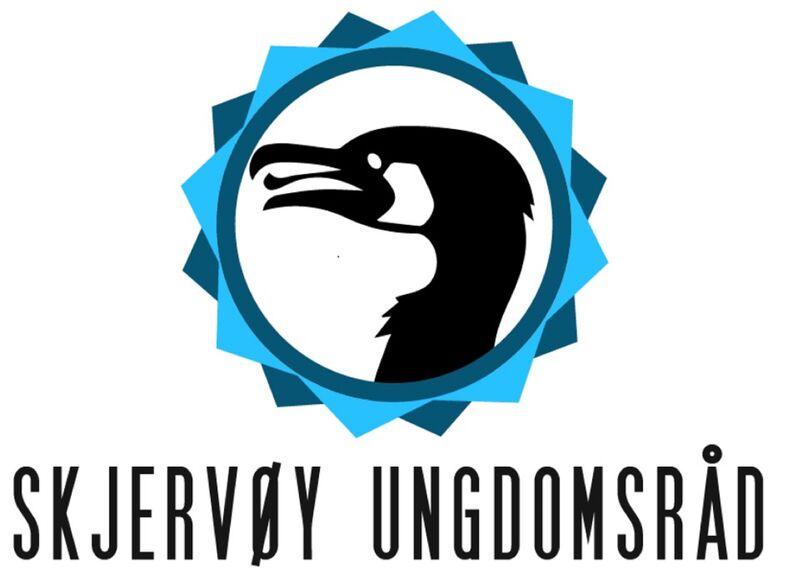 Skjervøy ungdomsråds offesielle logo