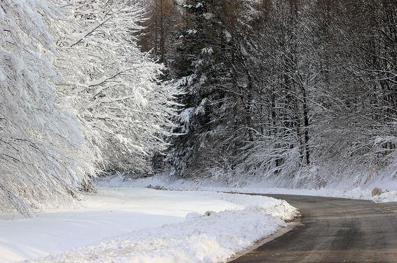 Vinterveg