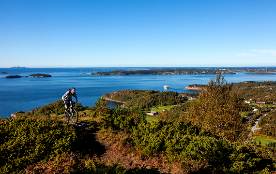 Sykkeltur Julsundfjella