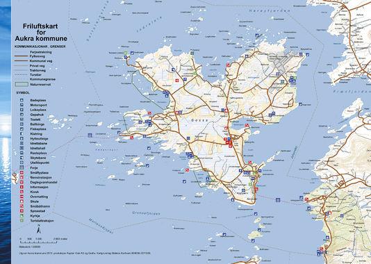 kart over aukra Adressering   Aukra kommune kart over aukra