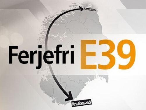Ferjefri E 39