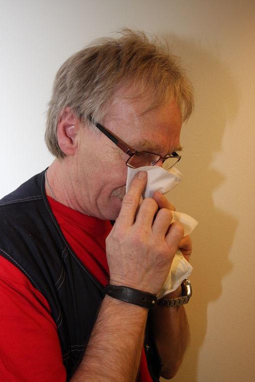 Influensa (illustrasjonsfoto).