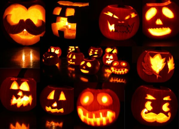 Halloween 31.oktober