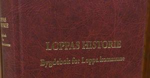 Loppas historie - bygdebok for Loppa kommune