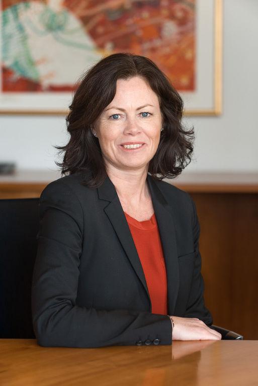 Barne- og likestillingsminister Solveig Horne. Foto Ilja C. Hendel.