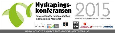 Nyskaparkonferansen 2015