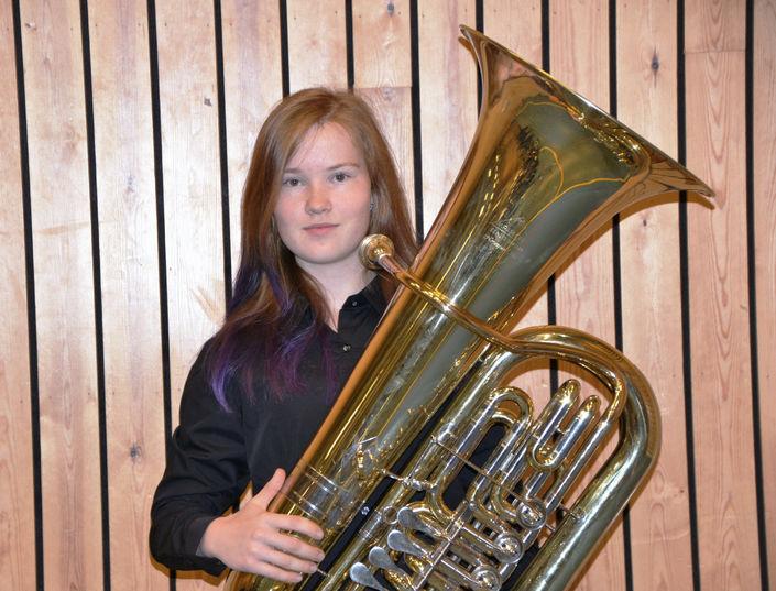 Heidi Solem Foto: Inderøyningen