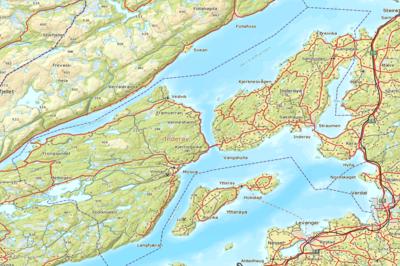 Kart Inderøy_400x266