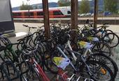 Sykler jernbane