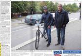 gir sykkelbyen mindre utslipp