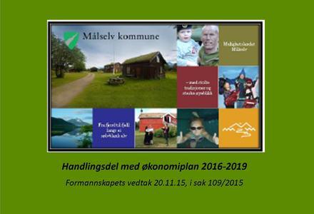 Handlingsdel med økonomiplan 2016-2019