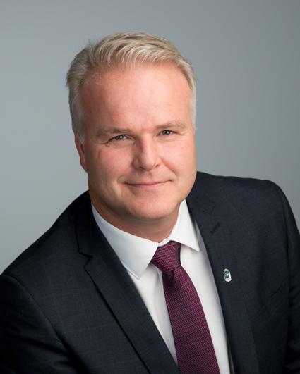 Rådmann Tord Buer Olsen. Foto: Kirsti Hovde