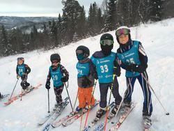 Vassfjellet 2015 Gutta klar for start