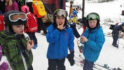 Vassfjellet 2015 gutta sjokokake under premieutd