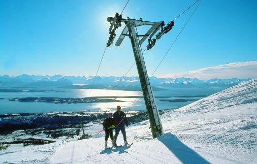 Tusten Skiheiser