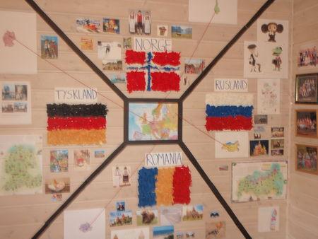 Informasjon frå 4 land