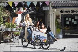 Cargobike Lilletorget2