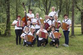 Naustedal-spelemannslag Toradergruppa 2016