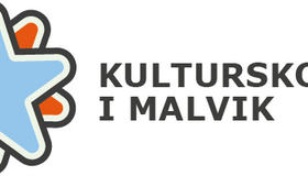 Logo kulturskolen i Malvik
