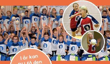 Handballskole+flyer