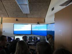 Simulator på VGS