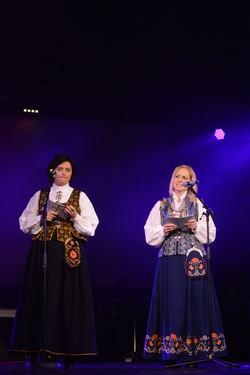 Velkommsttale ved May-Britt Lagesen og Ida Stuberg