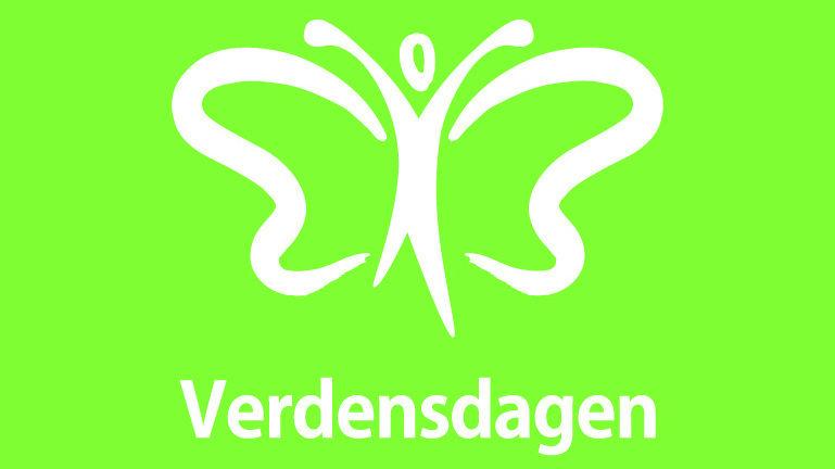 Verdensdagen for psykisk helse sommerfugl