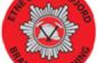 Brann og redning - logo