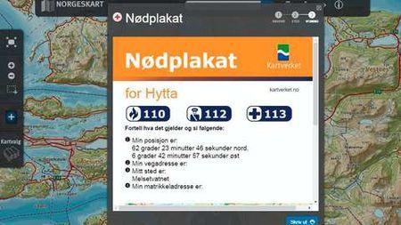 Nødplakat_norgeskart