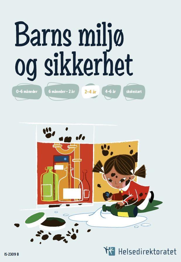 Informasjon om barns miljø og sikkerhet