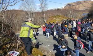Tur til Rødøy våren 2016