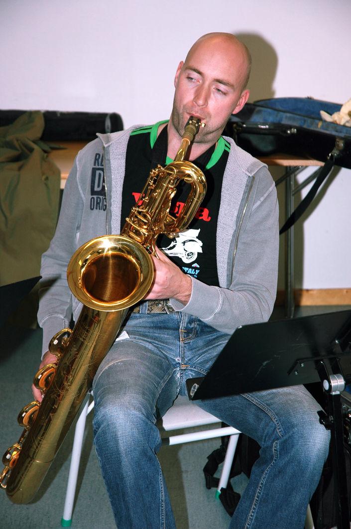 Eirik Hegdal. Foto: Reidar Sundal