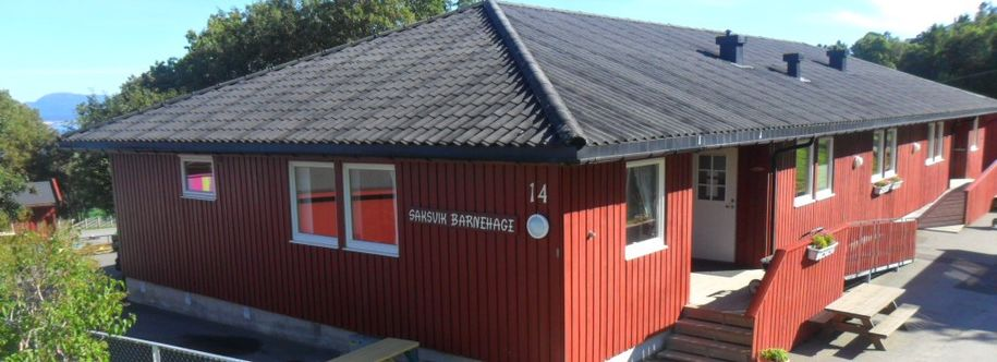 Bilde av Saksvik barnehage