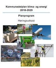 Forside klima og energi planprogram