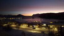 Skjervøy havn 24 01 2017